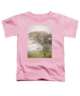 Misty Landscape Toddler T-Shirt