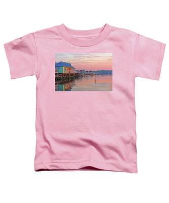 Morning Peace Toddler T-Shirt