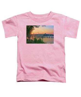 New Pass Bridge 2 Toddler T-Shirt