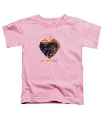 On Sugar Mountain Toddler T-Shirt