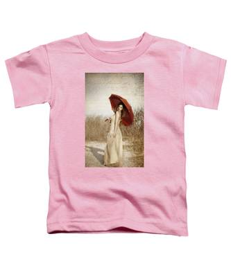 Painted Lady Narrow Toddler T-Shirt