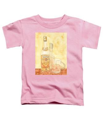 Powers Irish Whiskey Toddler T-Shirt