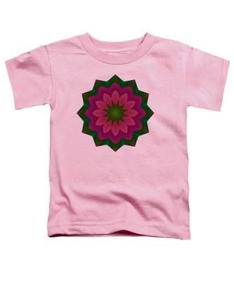 Pretty Pink Petals Toddler T-Shirt