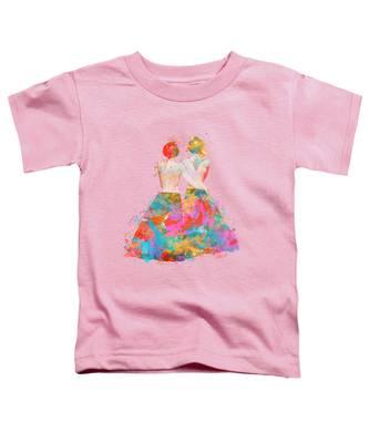 Pride Not Prejudice Toddler T-Shirt