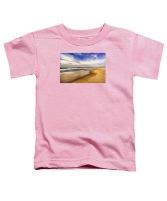Quiet Reflections Of Hermosa Toddler T-Shirt