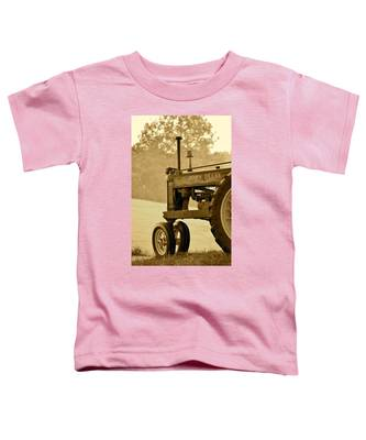 Resting In Sepia Toddler T-Shirt