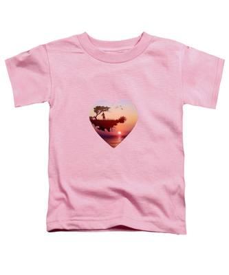 Solitary Sister Toddler T-Shirt