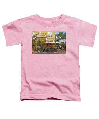 The Ponce De Leon Hotel Toddler T-Shirt