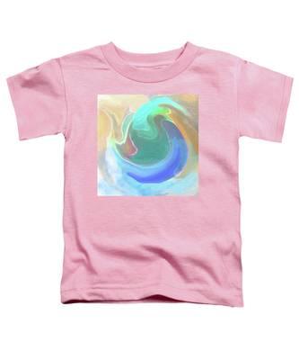 Tidal Pool Toddler T-Shirt