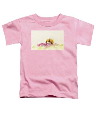 To Bee Or Not To Be Miniature Toddler T-Shirt