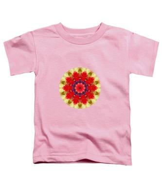 Vase Of Delight-still Life Painting By V.kelly Toddler T-Shirt
