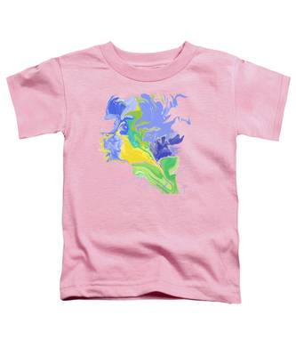 French Bouquet Toddler T-Shirt