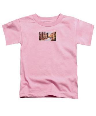 Autumn Walkers Toddler T-Shirt