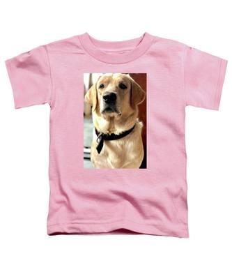 Labrador Dog Toddler T-Shirts