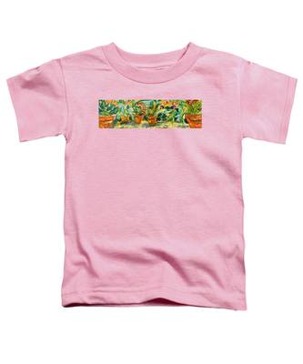 Wild Orchid Toddler T-Shirt