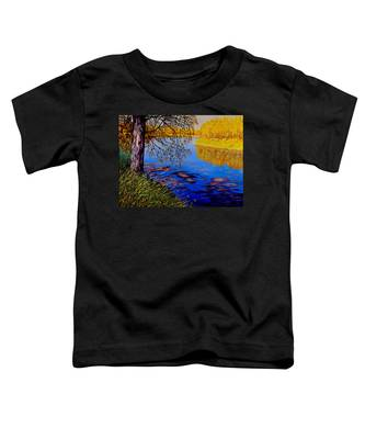 October Afternoon Toddler T-Shirt