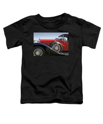 1932 Stutz Bearcat Dv32 Toddler T-Shirt