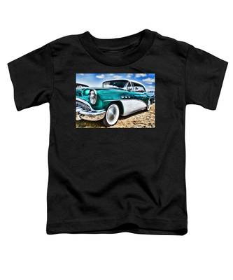 1955 Buick Toddler T-Shirt