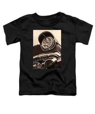 1957 Chevy Details Toddler T-Shirt