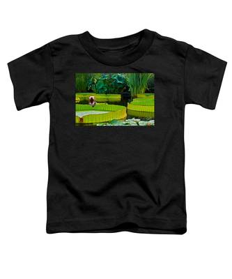 A Garden In Gentle Waters Toddler T-Shirt