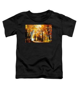 A Golden Day Toddler T-Shirt