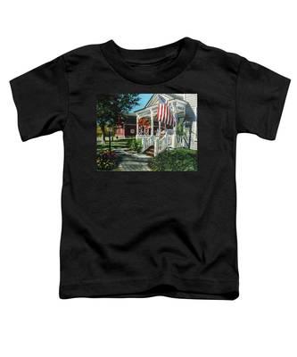 An American Dream Toddler T-Shirt