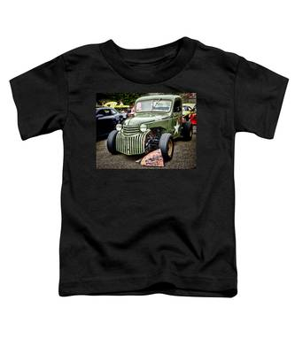Army Truck Toddler T-Shirt
