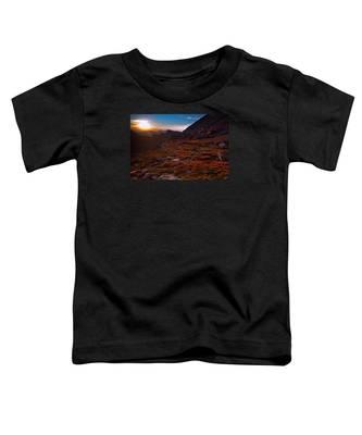 Bathing In Last Light Toddler T-Shirt