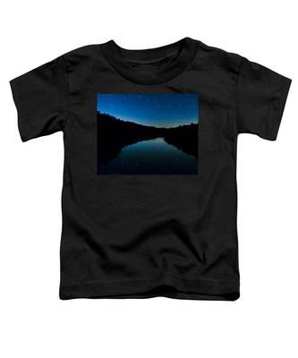 Big Dipper Reflection Toddler T-Shirt