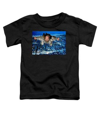 Come Fly With Me Toddler T-Shirt
