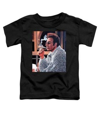 Cosmo Kramer Toddler T-Shirt