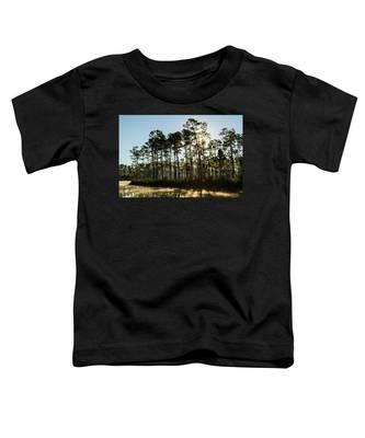 Everglades Sunrise Toddler T-Shirt
