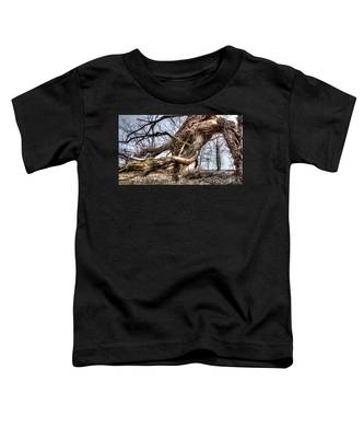 Fallen Twisted Giant Toddler T-Shirt