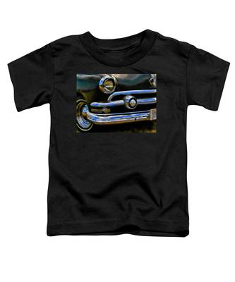 Ford Hot Rod Toddler T-Shirt