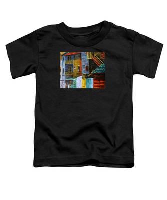 Geometric Colours I Toddler T-Shirt