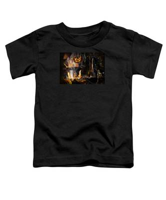 Halloween' Spirit Toddler T-Shirt