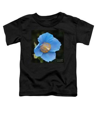 Himalayan Gift -- Meconopsis Poppy Toddler T-Shirt