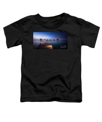 Honeymooners Paradise Toddler T-Shirt