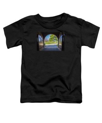 Horse Barn Toddler T-Shirt