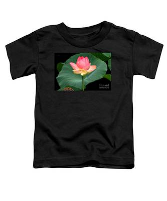 Lotus Of Late August Toddler T-Shirt