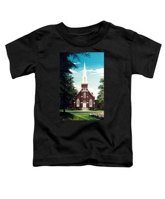 Methodist Church Toddler T-Shirt