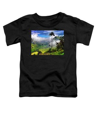 Toddler T-Shirt featuring the photograph Nephilim by Skip Hunt