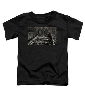 Old Rails Toddler T-Shirt