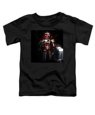 One Man Band Toddler T-Shirt