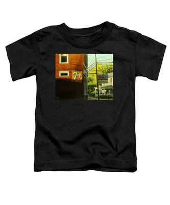 Pattsy's Toddler T-Shirt