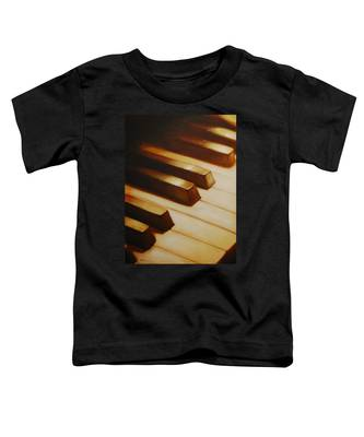 Piano Toddler T-Shirt