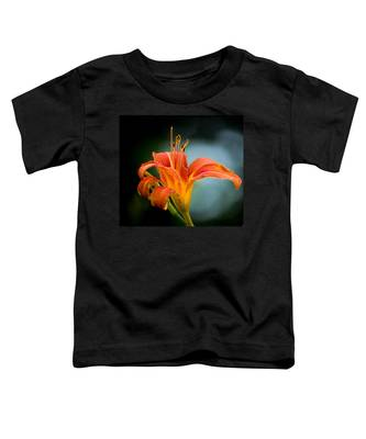 Pretty Flower Toddler T-Shirt