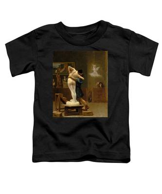 Pygmalion And Galatea Toddler T-Shirt