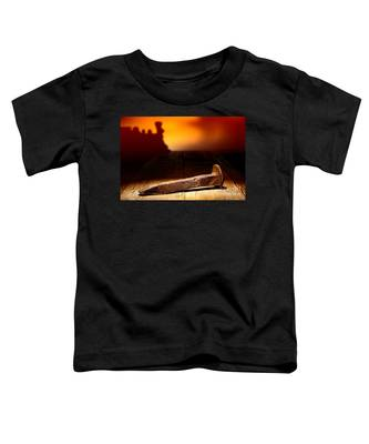 Railroad Spike Toddler T-Shirt