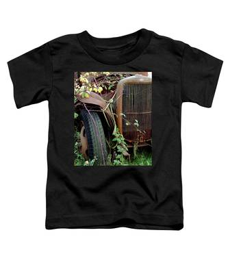 Reclaimed Toddler T-Shirt